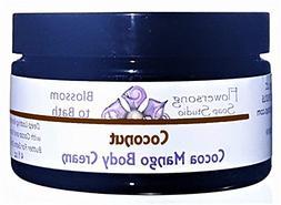 Flowersong Coconut Cocoa Mango Body Cream - Deep Lasting Moi