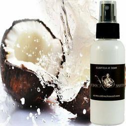 COCONUT CREAM Foot Spray/Shoe Deodoriser VEGAN & CRUELTY FRE