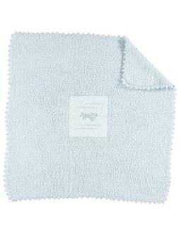 Barefoot Dreams CozyChic Baby Receiving Blanket - Blue