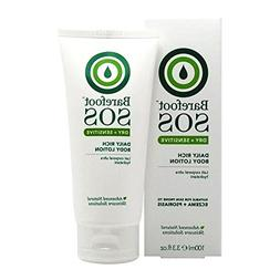 Barefoot SOS Daily Rich Body Lotion 100ml