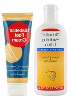 Diabetic Lotion for Feet and Hands Foot Cream for Diabetes N