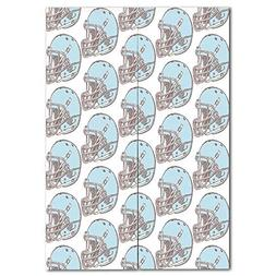 iPrint Door Curtain Fashion,American Football,Sketch Art Sty