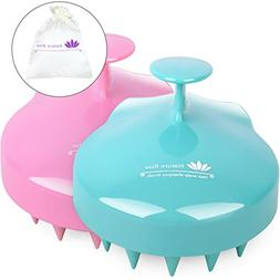 Hair Scalp Massager Shampoo Brush | Scalp Brush Body Washing