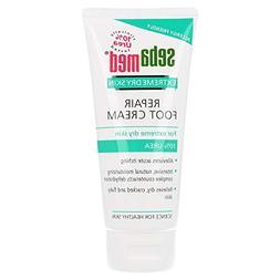 Sebamed Extreme Dry Skin Repair Foot Cream 10% Urea - Contai