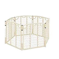 Safety Everywhere Gate Play Space for Indoor and Outdoor Use
