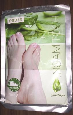 Exfoliating Foot Peel Mask for Smooth Soft Touch Feet - 2 Pa
