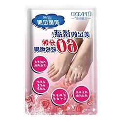 Exfoliating Foot Peel Peeling Renewal Gel Mask Cream Remove