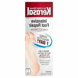 Kerasal Exfoliating Moisturizing Foot Ointment - 1 oz - 2 pk