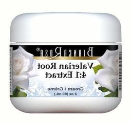Extra Strength Valerian Root 4:1 Extract Cream