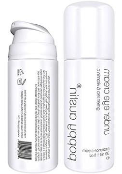Eye Cream For Dark Circles, Puffiness & Wrinkles - DOUBLE SI