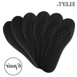ELEFT Feet care Carbon Deodorant winter pad insoles breathab