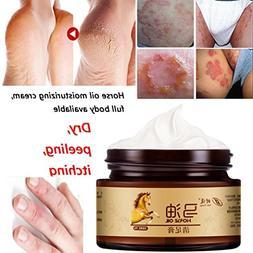 Enjocho Feet Care Cream,30g Cracked Heel Balm Cream For Roug