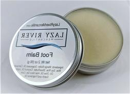 Foot Balm - 2 oz Tin - Pick from 4 different scents