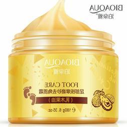 BIOAQUA Foot Care Herbal Cream Delicate Feet Exfoliate Scrub