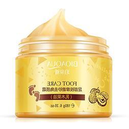 BIOAQUA Foot Care Herbal Massage Scrub-Exfoliating Cream Cle