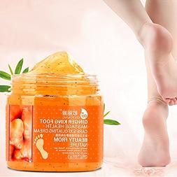 Jinjin Foot Cream Oliyoung Massage Scrub Feet Cream Moisturi