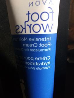 Avon foot cream