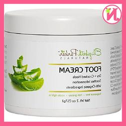 Foot Cream for Dry Cracked Heels and Feet - Anti Fungal for