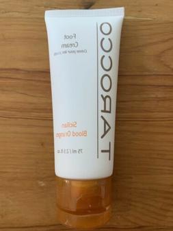 Cali Cosmetics Foot Cream Menthol Tarocco 2.5 oz Olive Oil S