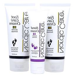 Nordic Care Foot Care Cream 6 oz.  Plus Hand Cream