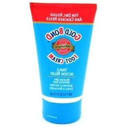 Gold Bond Foot Cream Triple Action 4 oz. by Gold Bond