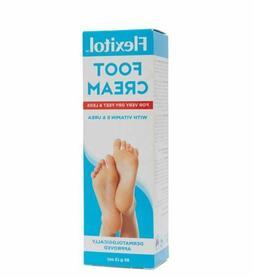 Flexitol Foot Cream With Vitamin E And Urea 85g