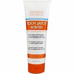 Advanced Clinicals Foot Creams & Lotions Total Renew Cream-
