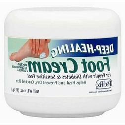 Pedifix Foot Moisturizer Cream 4 oz. Jar Scented Skin Care -