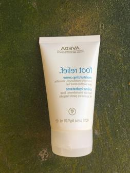 AVEDA FOOT RELIEF MOISTURIZING CREAM   4.2 oz./100ML