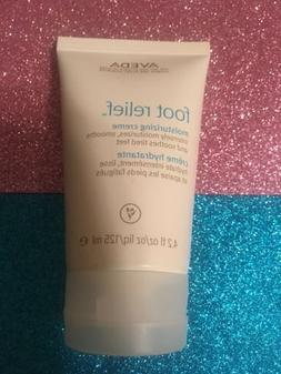 Aveda Foot Relief Moisturizing Creme 4.2 oz / 125 mL. NEW