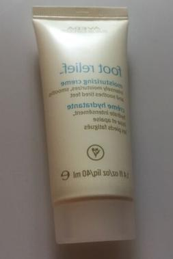 Aveda Foot Relief Moisturizing Creme Cream 1.4 Oz 40 mL Trav