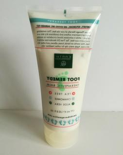 Earth Therapeutics Foot Remedy Balm 6oz Dry Callus Feet Elbo