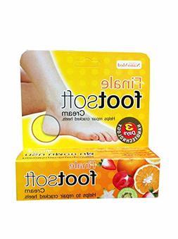 Finale, Foot Soft Cream, Helps Repair Cracked Heels Cream 30