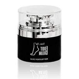 Simon & Tom Foot Treatment Cream - Moisturizing, Repairing &