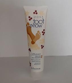 Avon Foot Works Beautiful Berry Vanilla 3.4 FL OZ.