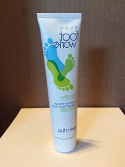 Foot Works Healthy Maximum Strength Cracked Heel Cream 1.7 f