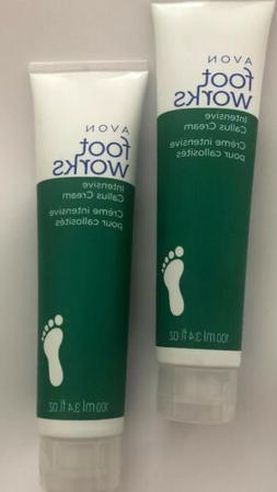 Foot Works Intensive Callus Cream