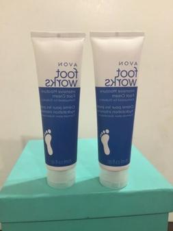 Avon Foot Works Intensive Moisture Foot Cream 2