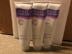 Avon Foot Works Lavender Clay Mask Full Size Lot Of 3 ~ Disc