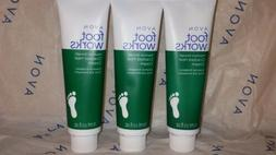 Avon Foot Works Maximum Strength Cracked Heel Cream, 2.5 oz.