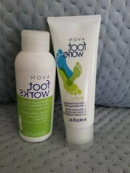 Avon Foot Works products