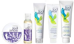 Avon Foot Works Set of 5
