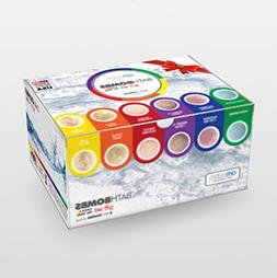 Fun Bath Bombs For Kids 6 Pack - Large 4.5 oz Handmade USA N