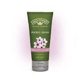 Nature's Gate Hand Cream, Cherry Blossom, 3 Ounce