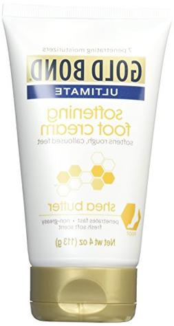 Gold Bond, Softening Foot Cream - 4oz, 2 Pack by Gold Bond