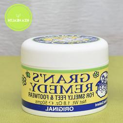 Gran's Remedy Smelly Foot Remedy - 1.8oz Powder - Original