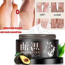 Birdfly Horse Oil Hand And Foot Repair Cream Moisturizes Pro