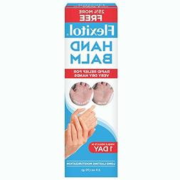 Flexitol Hand Balm 2.5 Ounce Tube  Rich Moisturizing Hand Cr