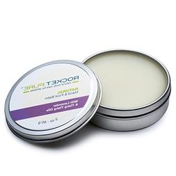 Natural Hand and Foot Balm for Athletes with Lavender and Yl