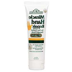 Miracle of Aloe, Miracle Hand Repair Cream with 60% UltraAlo